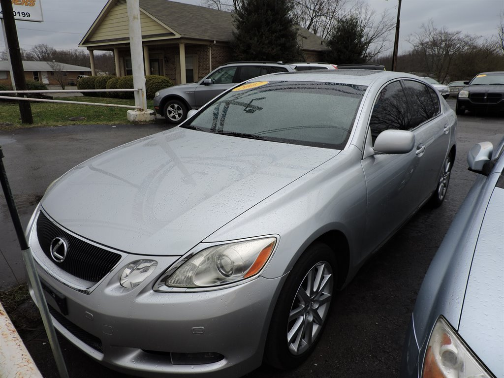 Buy Here Pay Here Knoxville >> C C Motor Co 2007 Lexus Gs 350 Knoxville Tn